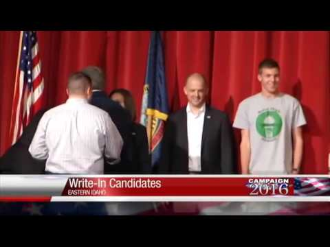 Write-in candidates face uphill battle