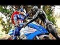 Black Panther vs Captain America Titan Hero Action Figure Battle Part 4