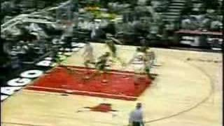Chicago Bulls - Indiana Pacers | 1998 Playoffs | ECF Game 5: The Blowout