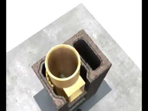 Монтажная инструкция Schiedel UNI видео