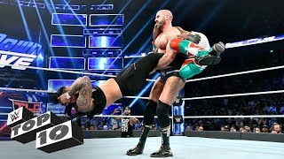 Superstars get wrecked simultaneously: WWE Top 10, Dec. 8, 2018