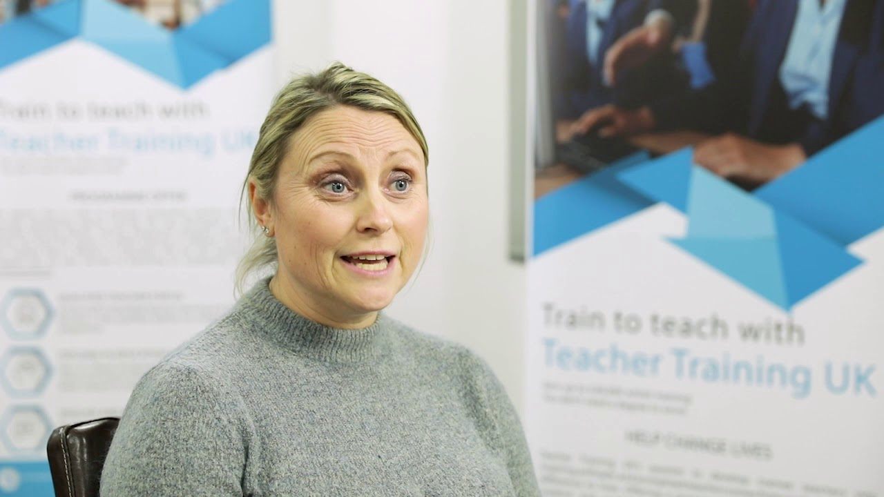 Teacher Training UK interview with Simone Swan