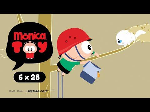 Monica Toy   Cat Rescue (S06E28)