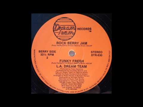 L.A. Dream Team - Rockberry Jam (Instrumental)