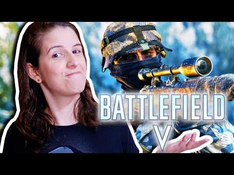 BATTLEFIELD V: A VOLTA DA SNIPER CEGA ? (PS4 PRO) thumbnail