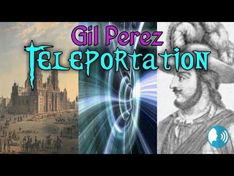 """""""Ang Misteryo Ng Teleportasyon Ni Gil Perez"""""""