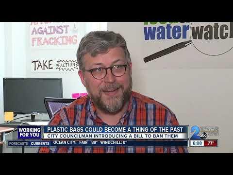 Bob Delmont - No more Plastic Bags in Baltimore?