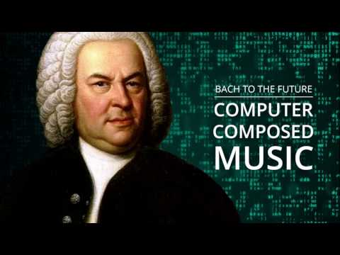 J. S. Bach - Computer Generated Music