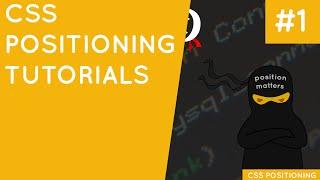 CSS Positioning Tutorials
