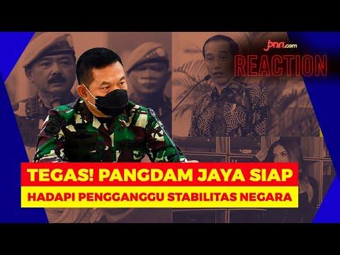 FPI Minta Baliho HRS Dipasang Lagi, Panglima TNI Ingatkan Fenomena Arab Spring