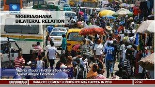 Nigerian Traders In Ghana Seek Help Against Alleged Extortion