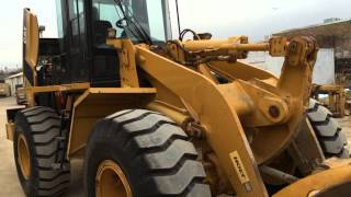 Caterpillar 938G review and walk around 630