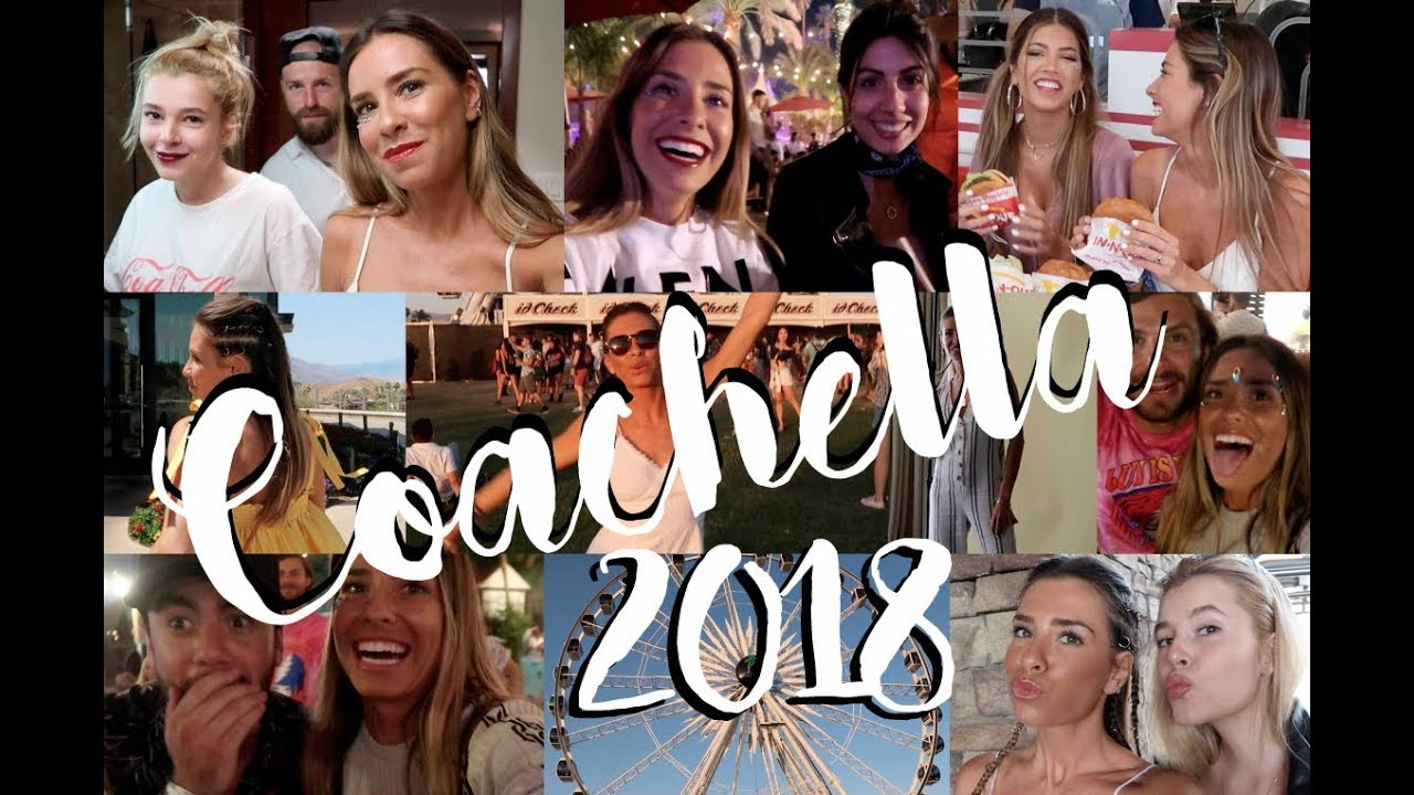 612d085bd44e COACHELLA 2018!!! - MARTA CARRIEDO TRAVELS - YouTube