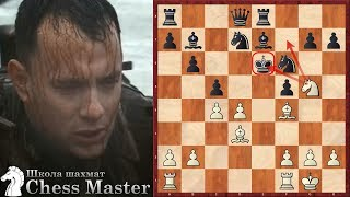 Знаменитая Партия Контуженного Алехина! Шахматы Во Время Войны