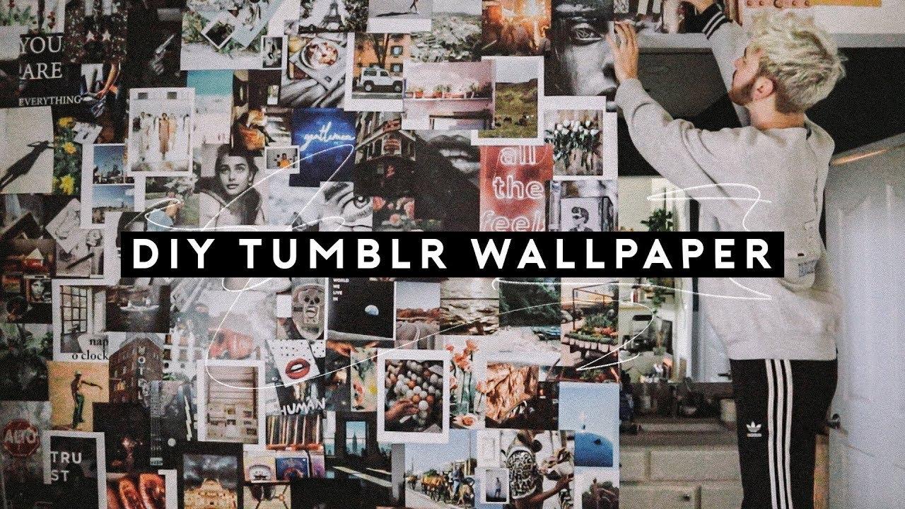 DIY Tumblr Wallpaper
