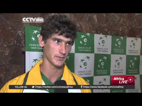 South African rely on young tennis starlets for Davis Cup