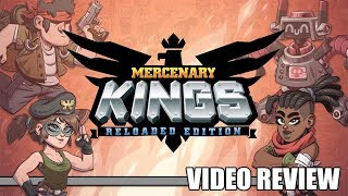 Review: Mercenary Kings - Reloaded Edition (Switch) - Defunct Games