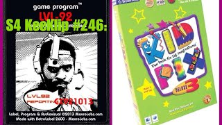 S5 KeeKlip #246: Kid Pix Deluxe 3 review