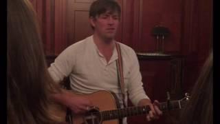 """Dave Barnes - """"Until You"""" acoustic"""