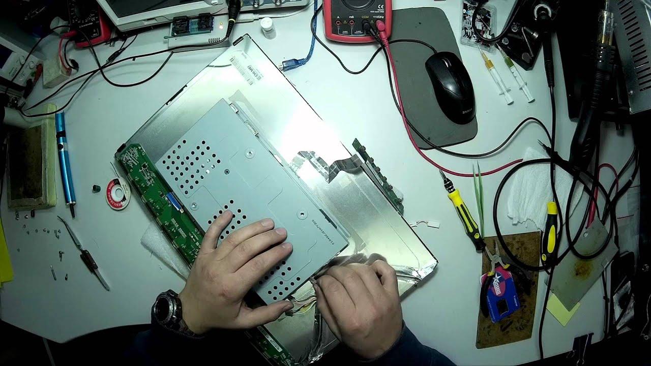 Ремонт монитора acer своими руками фото 466