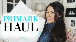 One of Ash - Mama Reid's most viewed videos: PRIMARK HAUL & TRY ON | FEBRUARY 2018