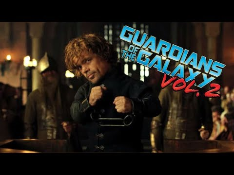 Game of Thrones Tyrion's Trial Bloopers (Guardians of the Galaxy vol 2 style)