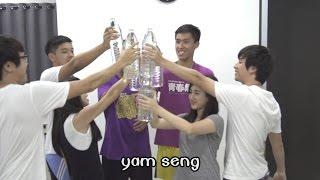【遊戲#8】喝 1.5 公升的白開水