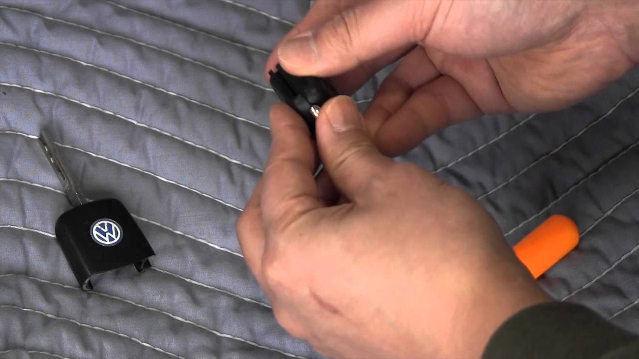 Key and remote replacement/repair FAQ for mk5-mk6 VW | VW
