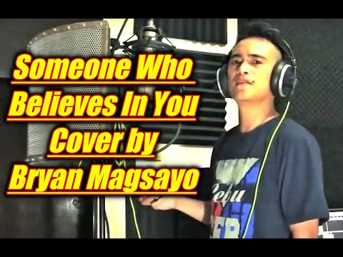 Air Supply - Someone Who Believes In You Cover by Bryan Magsayo