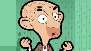 Mr Bean Animated Series | Haircut Troubles | Full Episodes Compilation | Videos For Kids