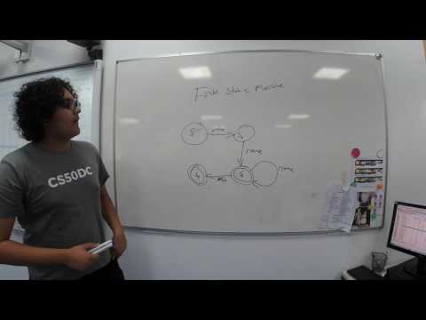 Finite State Machines and Backus Naur Form -  Murtaza Javaid