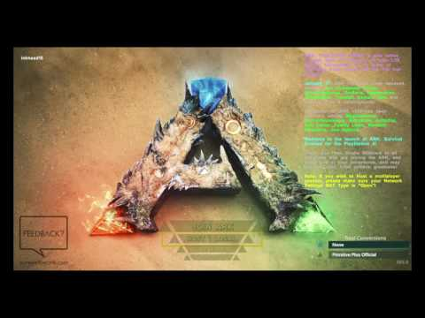 Ark multiple save games PS4