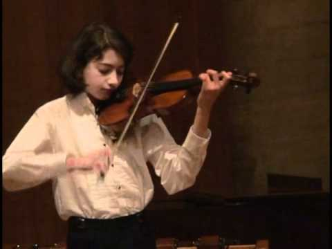 J.S. Bach: Sonata: G Minor (Adagio - Fugue)