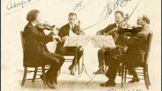 "Flonzaley String Quartet - Haydn ""Lark"" 4th movement"