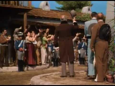 Diego sings to Garcia - Zorro 01x15