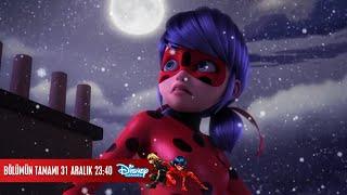 🎉Yılbaşı Özel 3🎁🎄  Mucize Uğur Böceği ile Kara Kedi  Disney Channel Türkiye