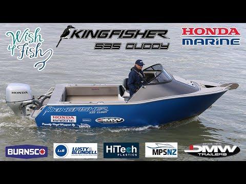 Wish 4 Fish Fund Raising Boat Auction...