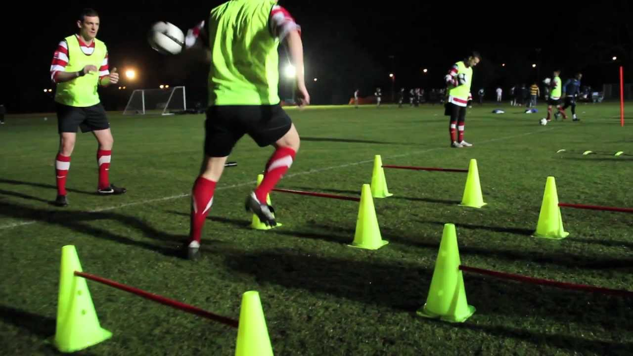 db1646589 Agility, Fitness and Power Training Equipment | Diamond Football - YouTube