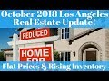 October 2018 Real Estate Update Los Angeles & South Bay