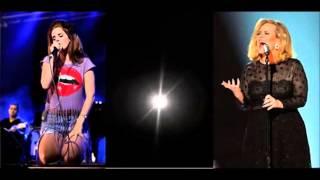 Download Video Adele VS Lana del rey MP3 3GP MP4