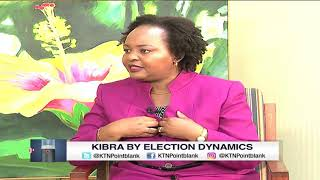 Politics is about risks - Anne Waiguru | KTN Point Blank