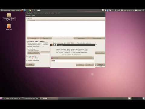 Convertendo arquivos .ogv para .avi no Linux com o DeVeDe
