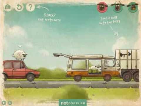 Овечки идут домой Home Sheep Home (3 Овечки)