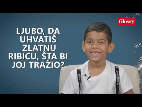 Glossy lično - Ljuba Stanković: Voleo bih da budem kao Saša Kovačević