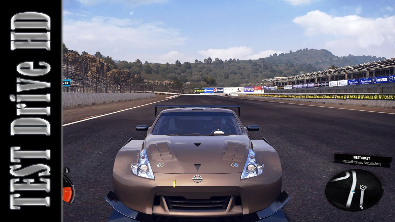 Nissan 370Z (Z34) - 2013 | Circuit Spec - The Crew - Test ...