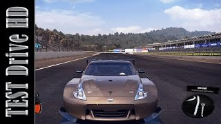 Nissan 370Z (Z34) - 2013 | Circuit Spec - The Crew - Test Drive Gameplay (PC HD) [1080p]
