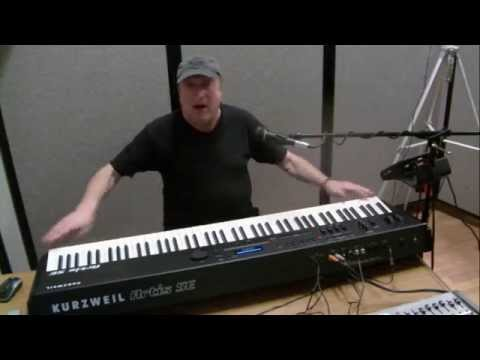 Kurzweil Artis SE - discussing Overview / Layout / compare to original Artis