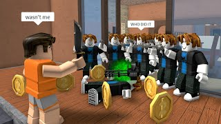ROBLOX Murder Mystery 2 FUNNY MOMENTS (CHAIN)