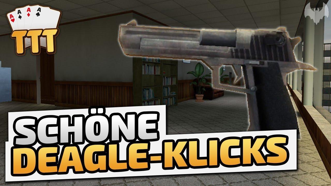 Deagle Klicks
