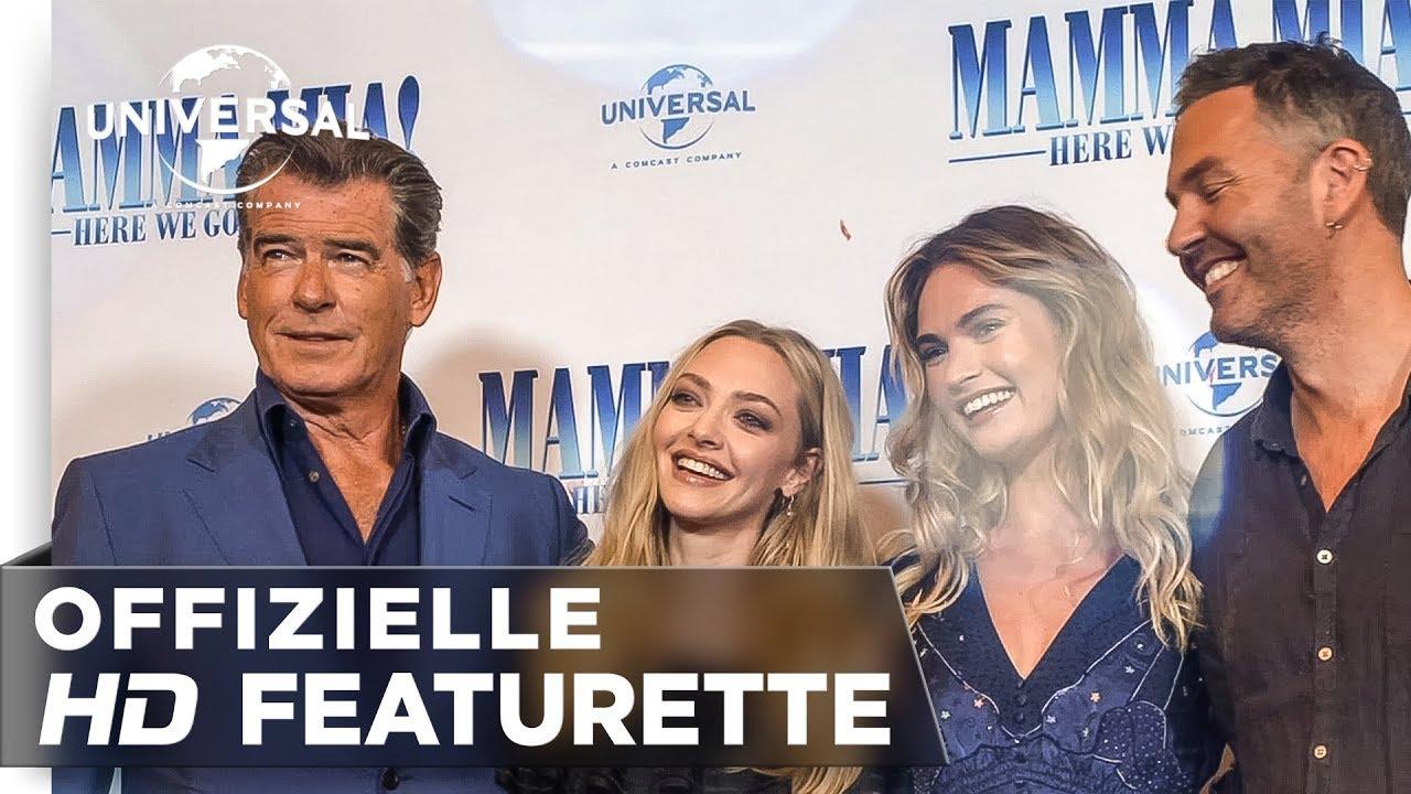 Mamma Mia! Here we go again – Fan-Event